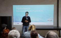 Lars Udby presenting HyBalance