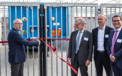 Inauguraton of the HyBalance facility
